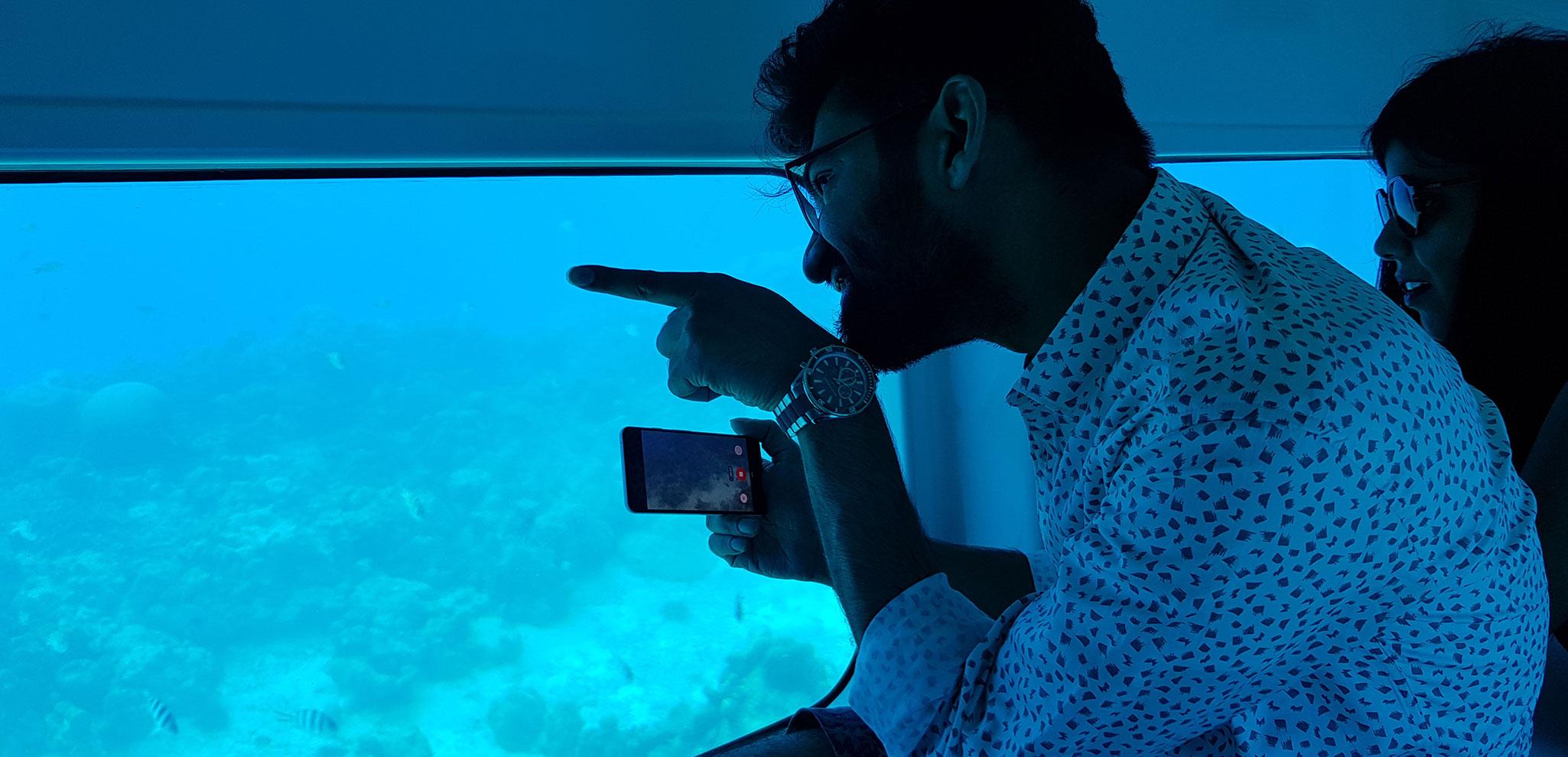 Semi submersible seychelles